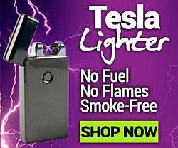 Click to view Tesla Lighter